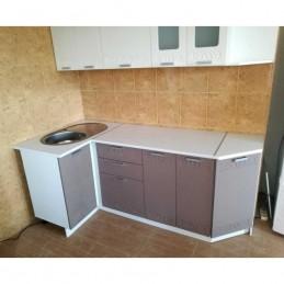 "Кухня модульная ""Кремона"" мдф - 3"