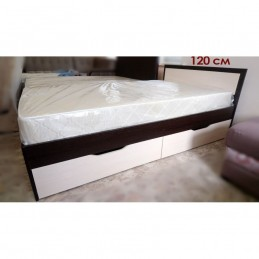 """Кровать """"Гармония"""" 1,2 м с матрасом"""