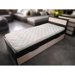 """Кровать """"Гармония"""" 90 см  с матрасом"""