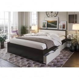 """Кровать """"Гармония"""" 1,4 м с матрасом"""