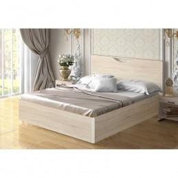"""Кровать ИН-601 """"Инесса"""", 140 с подъемным механизмом, Дуб Сонома"""