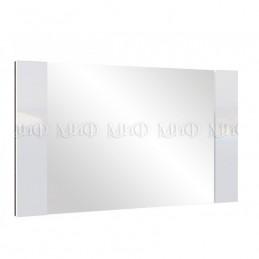 "Зеркало ""Нэнси NEW"" МиФ Белый глянец"