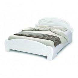 """Кровать """"Медина КМ-042"""" 1.6м с Орт."""