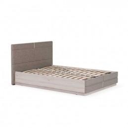 """Кровать """"Элен"""" 1.4м с ПМ +Орт."""