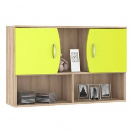 """Шкаф навесной """"Ника 416"""" Лайм зелёный"""