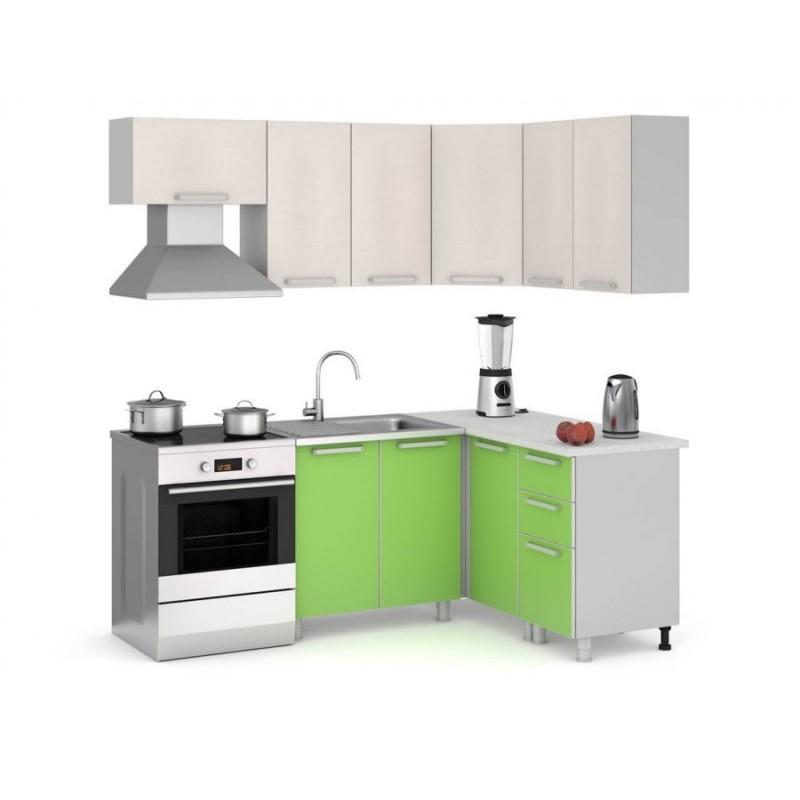 "Кухня ""Мята ЛДСП"", 200 x 140 см"