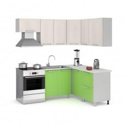 "Кухня ""Мята ЛДСП"", 200 x 160 см"