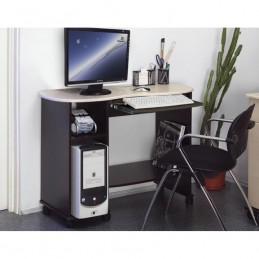"""Компьютерный стол """"Костер-3"""" Венге/клён азия"""