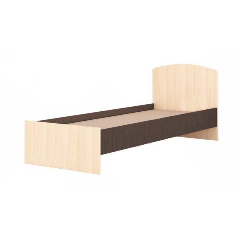 """Кровать """"Ненси-1"""" 0.9м без матраса"""