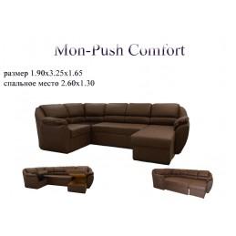 Угловой диван Mon-Push Comfort