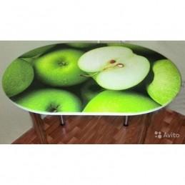 """Обеденный стол """"Яблочки"""""""