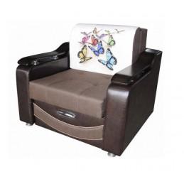 Кресло-кровать Лидер-3 Бабочки