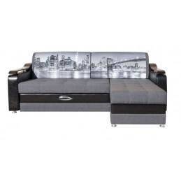 Угловой диван Лидер-3 Набережная