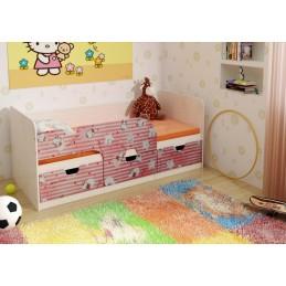 Детская кровать Минима с ящиками