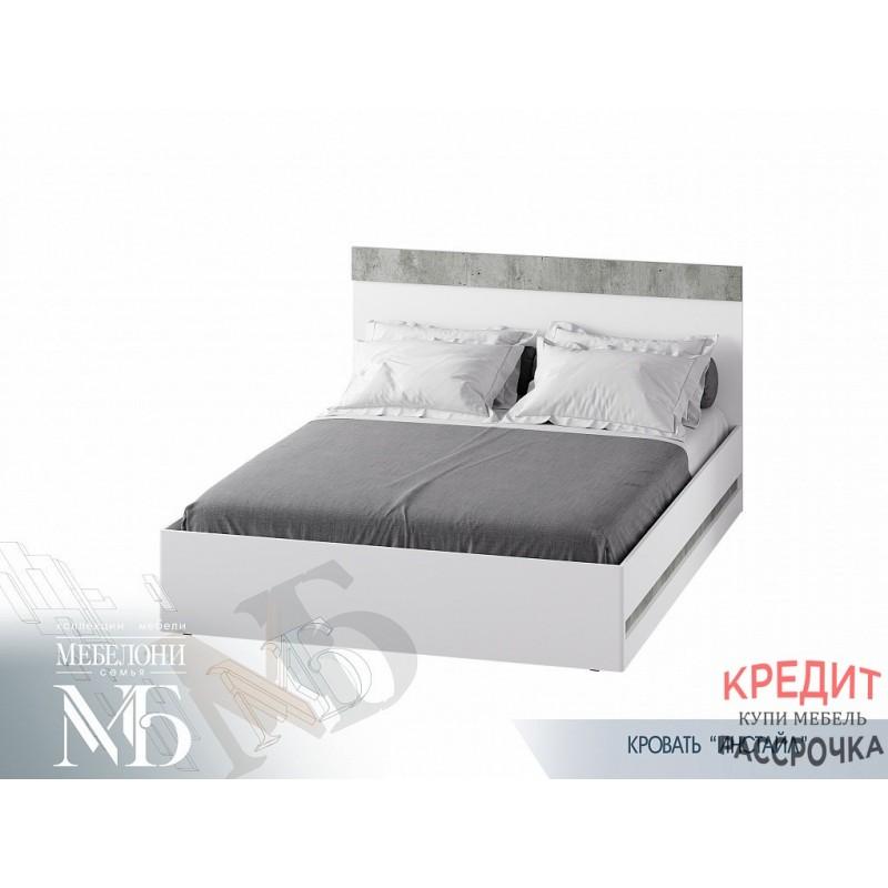 """Кровать (КР-04) """"Инстайл"""""""