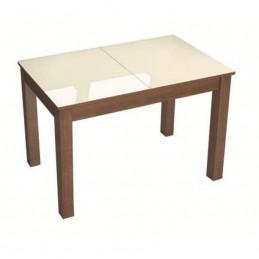 """Стол обеденный раскладной """"Бруно"""" 100х60 см"""
