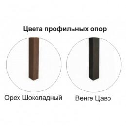 """Стол обеденный раскладной """"Бруно"""", рисунок """"Плитка"""" 100х60 см"""
