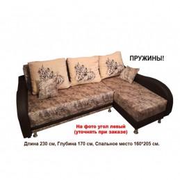 """Диван угловой """"Тигр-2"""""""
