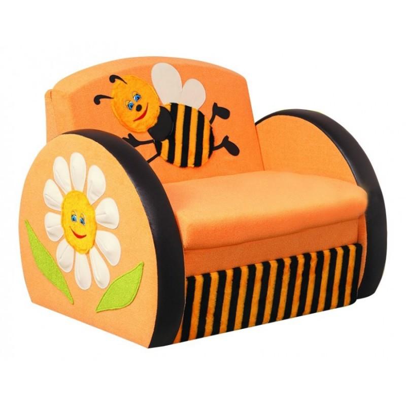 "Детский диван ""Пчёлка"""