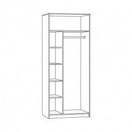 """Шкаф 2-х дверный """"Доминика"""""""