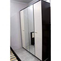 "Шкаф для одежды с 2 зеркалами 06.39 ""Розалия"""