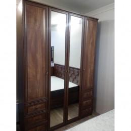 "Шкаф для одежды с зеркалами 06.14 ""Габриэлла"""
