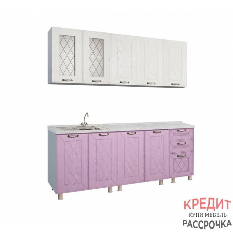 """Кухня """"Афина МДФ"""" 2 м"""