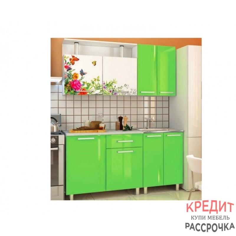 "Кухня ""Бабочки"" 1,6 м"
