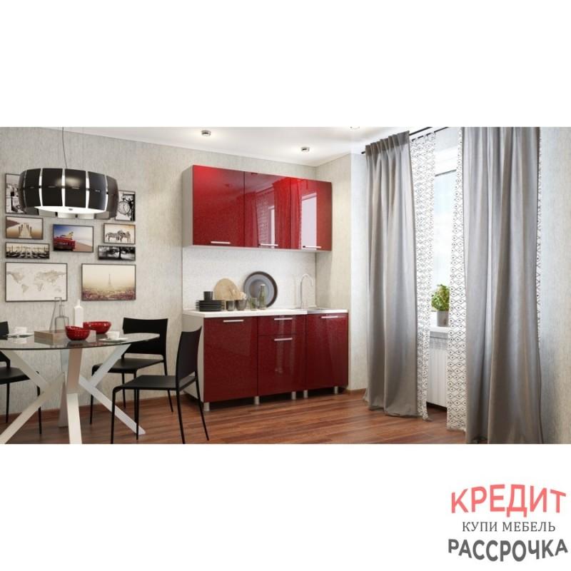 """Кухня """"Гранат"""" 1,5 м"""