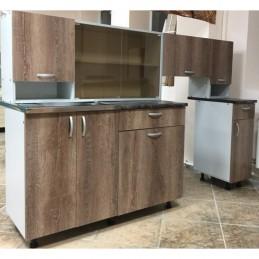 """Кухня """"Зара - 2"""" ЛДСП 2,1 м"""