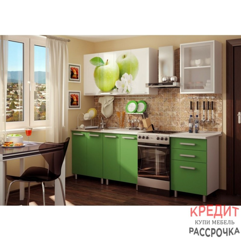 "Кухня ""Фруттис"" 1,8 м"