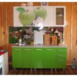 """Кухня """"Яблоко"""" МДФ 1,8 м"""