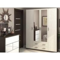 4-х дверные шкафы купить недорого | Четырехдверный шкаф в интернет-магазине КупиМебель31