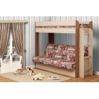 Двухъярусные кровати с диваном купить недорого в Белгороде