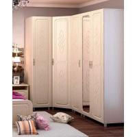 Угловые шкафы в спальню купить недорого в Белгороде интернет-магазин КупиМебель31