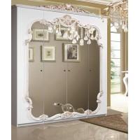 Шкафы с зеркалом в спальню купить, зеркальный шкаф по доступной цене в Белгороде