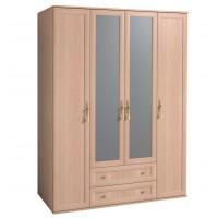 Распашные шкафы в спальню купить недорого в интернет магазине Купимебель31