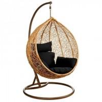 Подвесные кресла из ротанга - купить недорого в Белгороде | Плетеное подвесное кресло из искусственного ротанга - цены и фото в интернет магазине